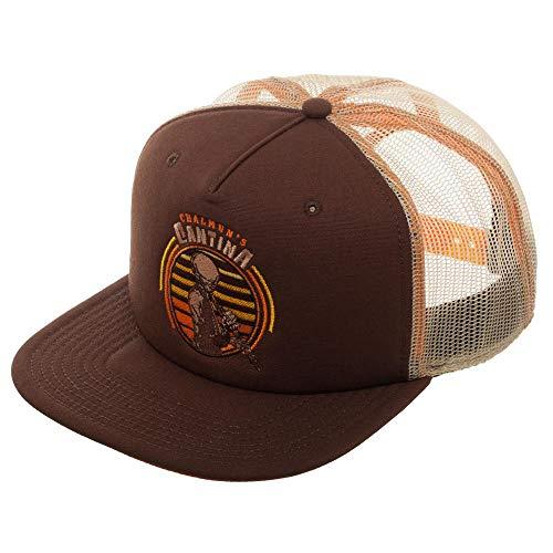 Star Wars Mos Eisley Chalmun's Cantina Snapback Trucker Hat ()