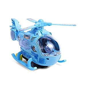 SUPERTOY Plastic Helicopter, Pack Of...
