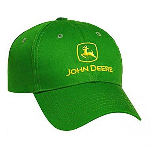 John Deere Dealer Exclusive Authentic Twill Cap