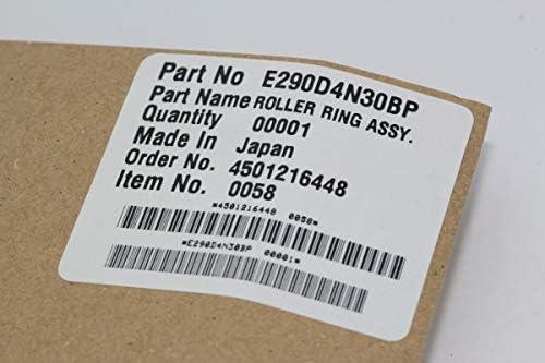 Panasonic rodillo anillo E290D4N30BP para microondas hornos ...