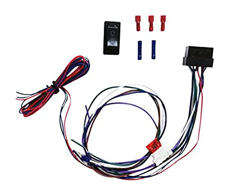 mpc 0462 linear actuators for wiring switch and relay kit amazon rh amazon com trailer wiring relay kit relay install kit