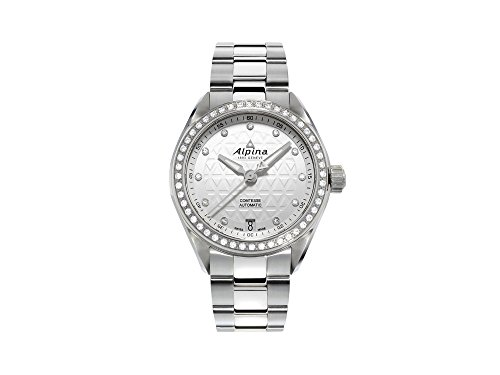 Alpina Comtesse Ladies Automatic Watch, Diamonds, 34mm, Day, AL-525STD2CD6B