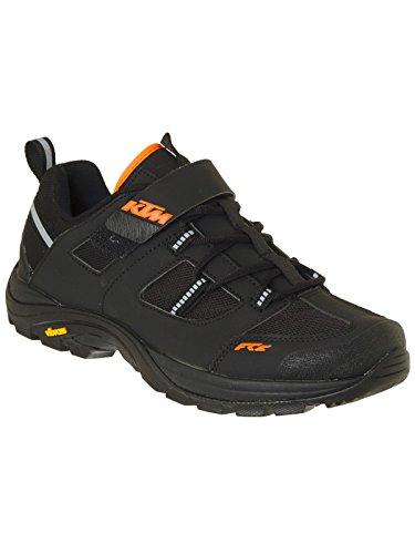 Zapatos BTT KTM 2017 Factory Character E Negro-anaranjado