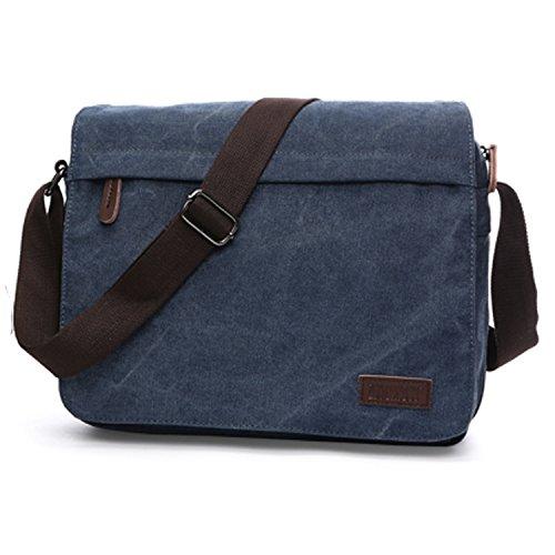 Handbags Messenger Man Bags Bags School Outreo Bag Casual Vintage Shoulder Brand Blue Bag Fabric Bag For Woman School Travel Original Sport wP8SxnIxqE