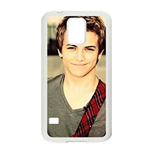 DAZHAHUI Hunter Hayes Cell Phone Case for Samsung Galaxy S5 BY RANDLE FRICK by heywan