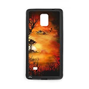 Samsung Galaxy Note 4 Cell Phone Case Black KING VS5370905