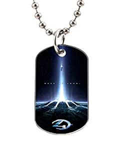 Halo4 Customized Dog Tag Pet Tags Dogtag Necklace Charm Unique Gift