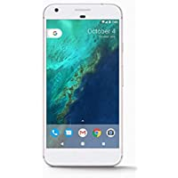 Google Pixel Refurbished (Silver) - (Certified Refurbished)