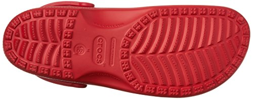 2 Classic pepper Rouge Crocs Sabots Adulte Mixte wxcCYBc0qP