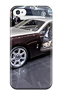 Awesome HCDjExp11402vzBvq Cynthaskey Defender Tpu Hard Case Cover For Iphone 4/4s- 2014 Rolls-royce Wraith