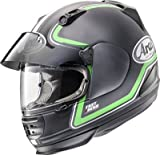 Arai Defiant Pro-Cruise Trophy Green Frost Small (More Size Options)