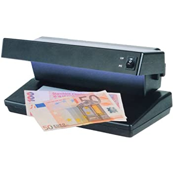 Kenable Pro Counterfeit Note Detector DUAL UV Tube & Watermarker Checker Light
