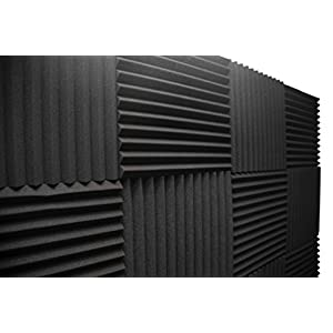 Acoustic Foam Panels Studio Wedge Tiles