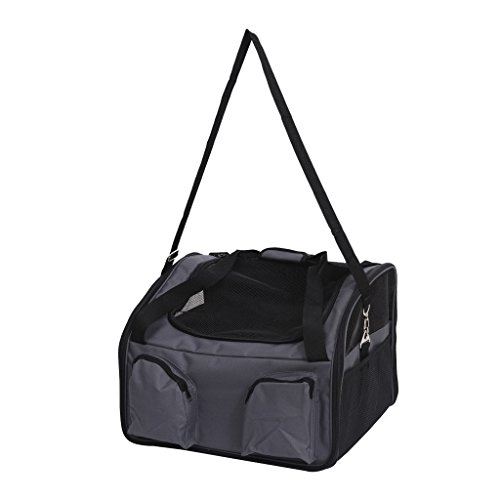 Pawhut Deluxe Travel Seat Carrier