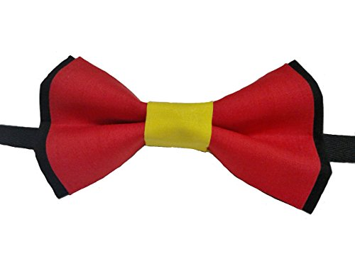 Flash Bow Tie Polyester Adult 4.5