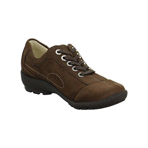 Zapatos negros formales Waldläufer para mujer gUlUhpw