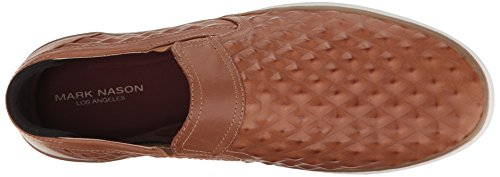 Mark Nason Los Angeles Mens Canale Slip-on Loafer Cognac