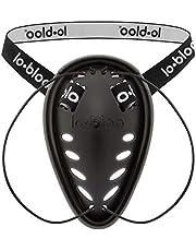 Lo Bloo Thai Cup 2.0 Copa Atlética Profesional | Protector De Ingle Para Hombres Deportes De Contacto MMA, Grappling, Jiu Jitsu Brasilero | Sistema Patentado Para Protección Y Movilidad Al 100%