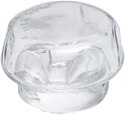 Whirlpool Tapa de bombilla trasera para horno, de cristal: Amazon ...