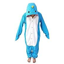 WOTOGOLD® Animal Cosplay Costume Sika Deer Unisex Adult Pajamas