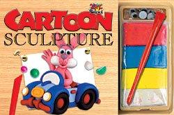 Cartoon Sculpture (Art Tricks)