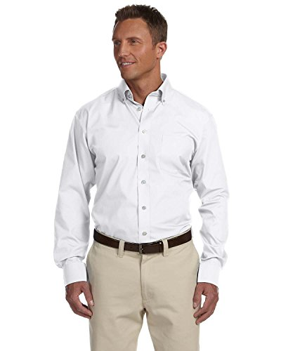 Chestnut Hill Executive Performance Broadcloth (CH600) White, 4XL