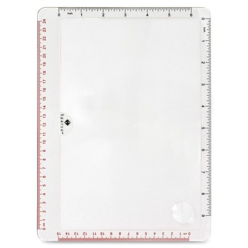- Sparco Full-Page Handheld Magnifier - 8.50