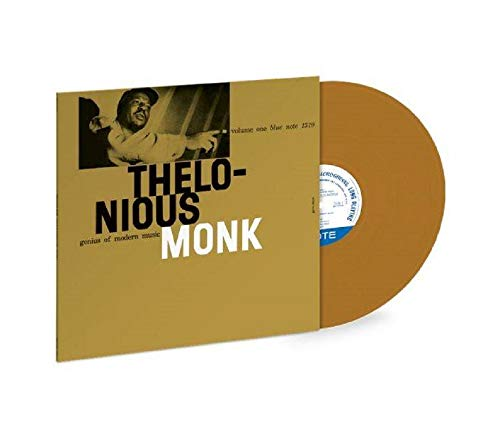 Thelonious Monk - Genius of Modern Music Vol. 1 Exclusive Limited Edition 180-gram Metallic Gold Vinyl LP