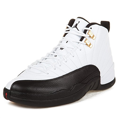 Amazon.com | Nike Mens Air Jordan 12 Retro \u0026quot;Taxi\u0026quot; Leather Basketball Shoes | Basketball