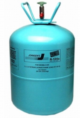 Johnsen's (6330) R-134a Cylinder - 30 lb. by National Brand Alternative (Image #1)'
