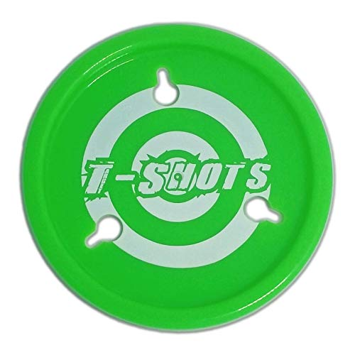 - T-SHOTS Disposable Reactive Shooting Targets with Huge 4.5