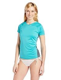 Kanu Surf Women's Short-Sleeve Rashguard