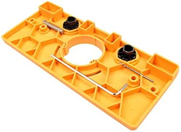 Universal Multi-Tool DIY Woodworking Tool Hinge Hole Saw Jig Drilling Guide Locator Hole Opener Door Cabinets 35mm