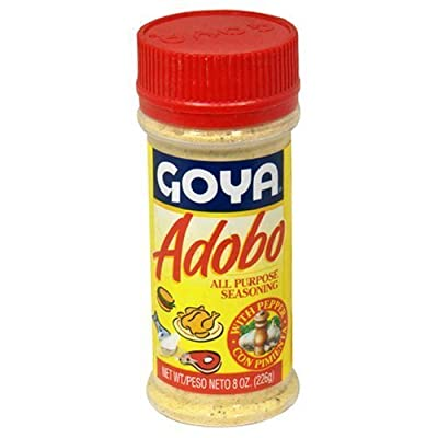 Goya Adobo All Purpose Seasoning, 8 Ounces by Goya
