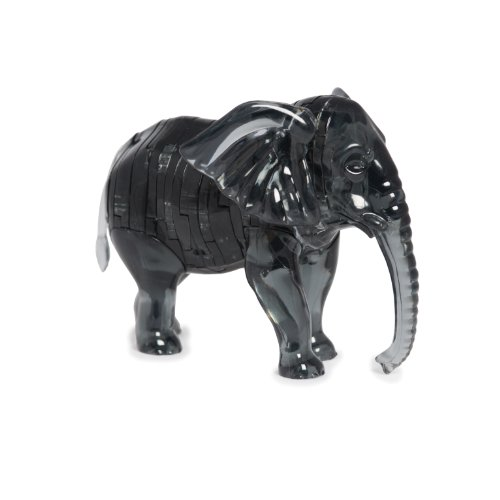 Funtime Gifts Cystal Puzzles Elephant ()