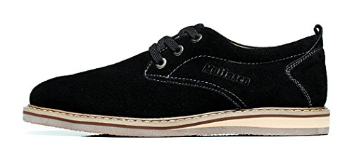 Mulinsen Christmas Men Spring And Autumn Period New Trend Quality Sandals (7.5D(M)US,black)