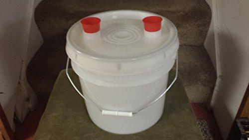 Trap Gleco (Buffalo Dental 62106 Original Classic Trap-Eze Disposable Trap Refill, 3-1/2 gal Capacity)