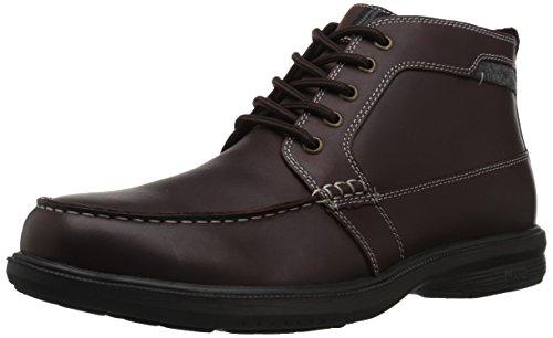 St Men's Boot Moc Burgandy Bush Chukka Nunn Harley Toe Ontp7Yxx
