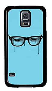 Cool glasses design for Samsung Galaxy S5 case cover