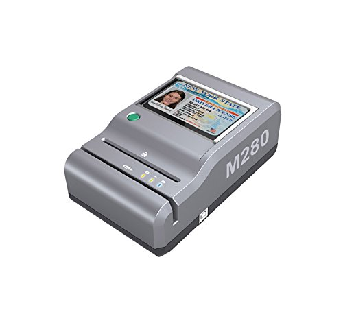 M-280 Scanner + WizzForms PLUS Software by IDScan.net