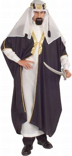 Arab Sheik Costume - Standard