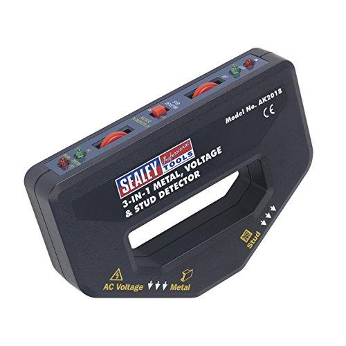Sealey AK2018 3-in-1 Metal, Voltaje Y Stud Detector: Amazon.es: Bricolaje y herramientas