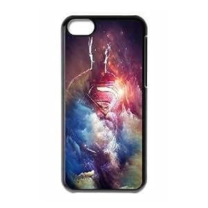 iPhone 5C Case, DDdiy Superman Custom Case for iPhone 5C