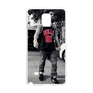 Clzpg New Design Samsung Galaxy Note4 Case - Drake diy plastic case