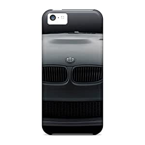 Protective Hard Cell-phone Case For Iphone 5c With Custom Stylish Bmw M3 Pattern AaronBlanchette