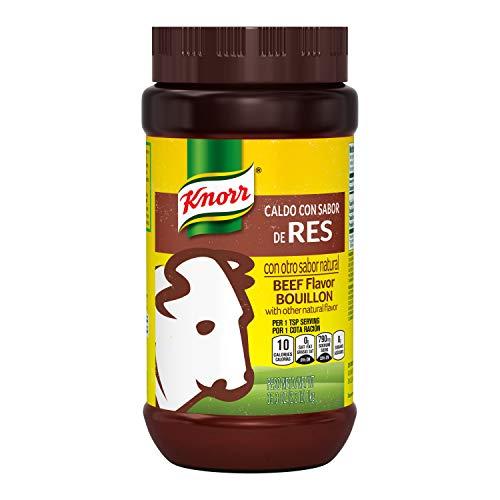Knorr Granulated Beef Bouillon, Seasoning, 35.3 oz (Ingredients Bouillon Beef)