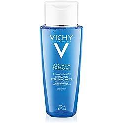 Vichy Aqualia Hydrating Refreshing Essence Water with Hyaluronic Acid, 6.7 Fl. Oz.