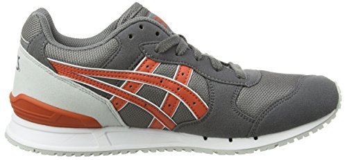 Zapatillas Classic Grey Unisex Asics Gel 1124 Gris Adulto Chili TOYxE