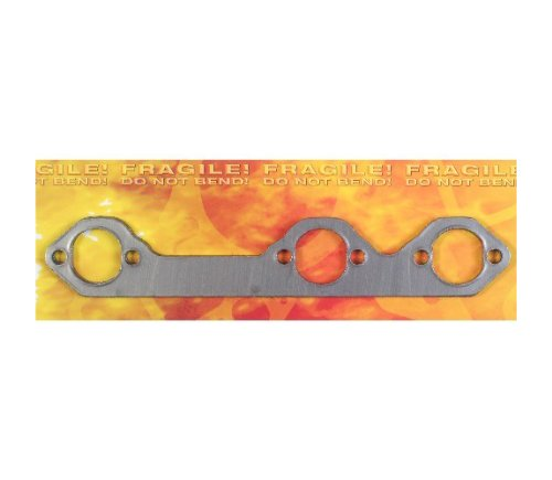 Remflex 2009 Exhaust Gasket for Chevy V6 Engine, (Set of 2)