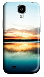 Lake Custom Samsung Galaxy I9500/Samsung Galaxy S4 Case Cover Polycarbonate 3D by lolosakes